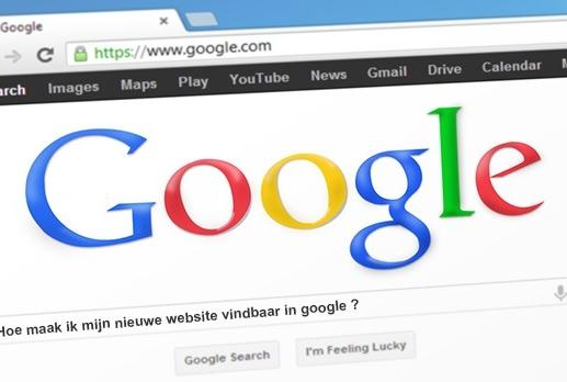 tips voor vindbaarheid nieuwe website in google